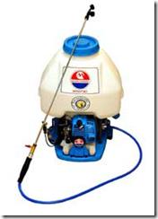 Pulverizador Espalda motor gasolina