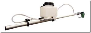 pulverizador electrónico
