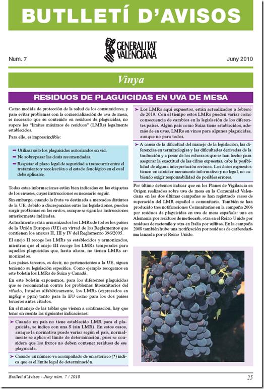 Boletín 07-2010 - A