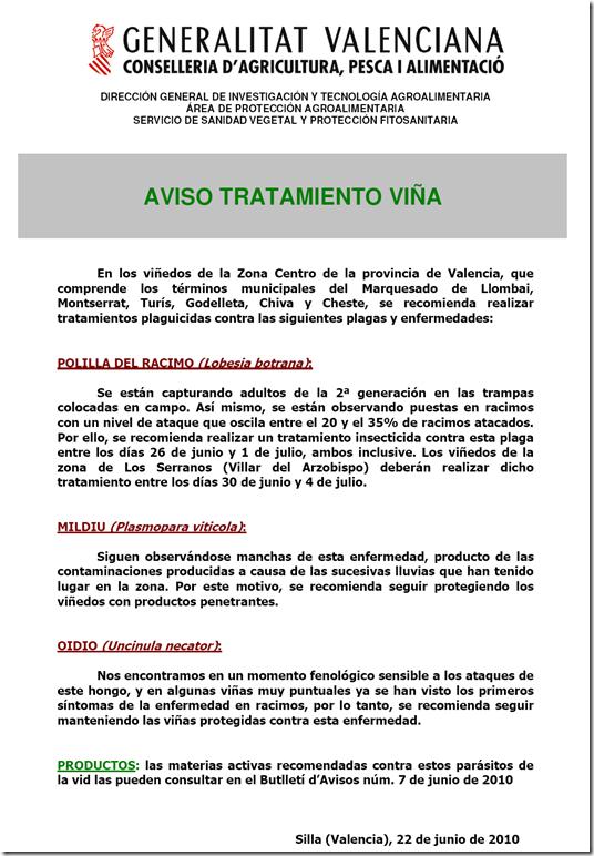 Aviso tratamiento viña 22062010