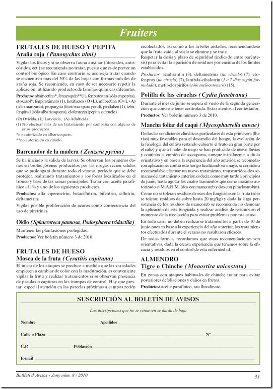 Boletin 8 - 2010 - C